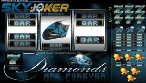 Diamonds are Forever Game Slot Mesin FafaSlot Online