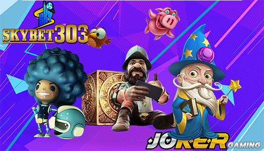 Login Joker Game Slot Online Bersama SBet303